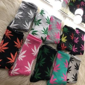 Other - Weed Socks